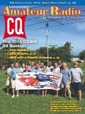 CQ Amateur Radio �4 2016