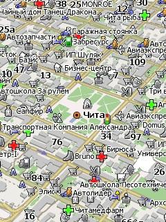 карта читы для навигатора скачать бесплатно - фото 2