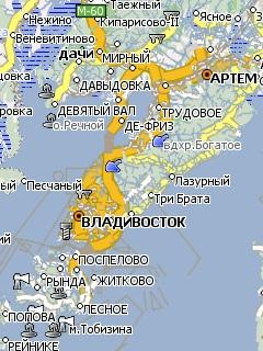 скачать бесплатно карту дальнего востока для навител бесплатно - фото 9