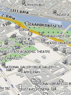 Скачать Карта Грузии Для Навител - фото 10